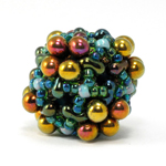 Peanut Gallery Beaded Beads