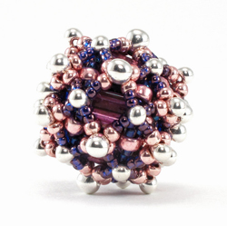 Dewdrop Beaded Bead